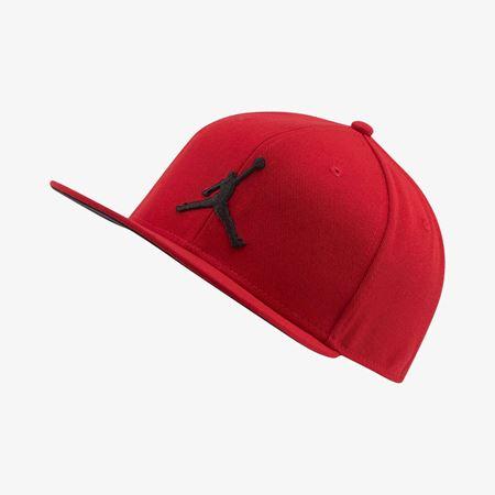 Immagine di JORDAN cappellino pro jumpman snapback AR2118-687 rosso-nero